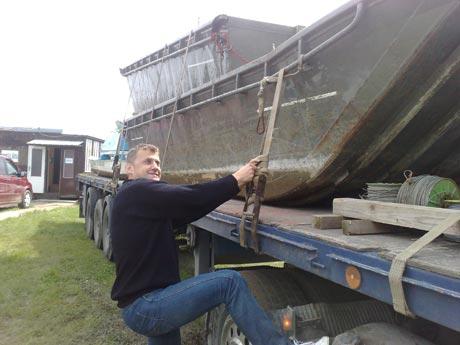 bafuňák Boris Bergendi - navonok vyzerá byť všetko OK, ale rybári nás na svoj revír nepustia a všetky krajiny budú do nedele sedieť na brehu.