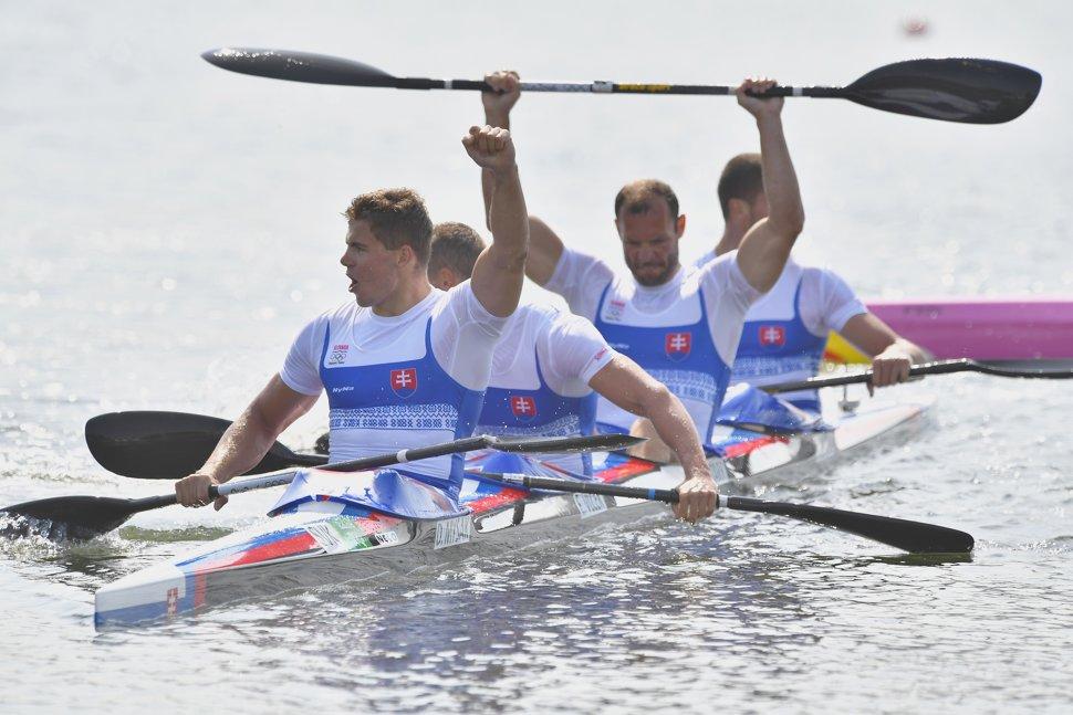 Denis Myšák, Erik Vlček, Juraj Tarr, Tibor Linka