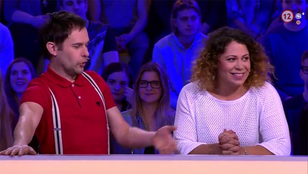 Juraj Kemka a Martina Kohlová
