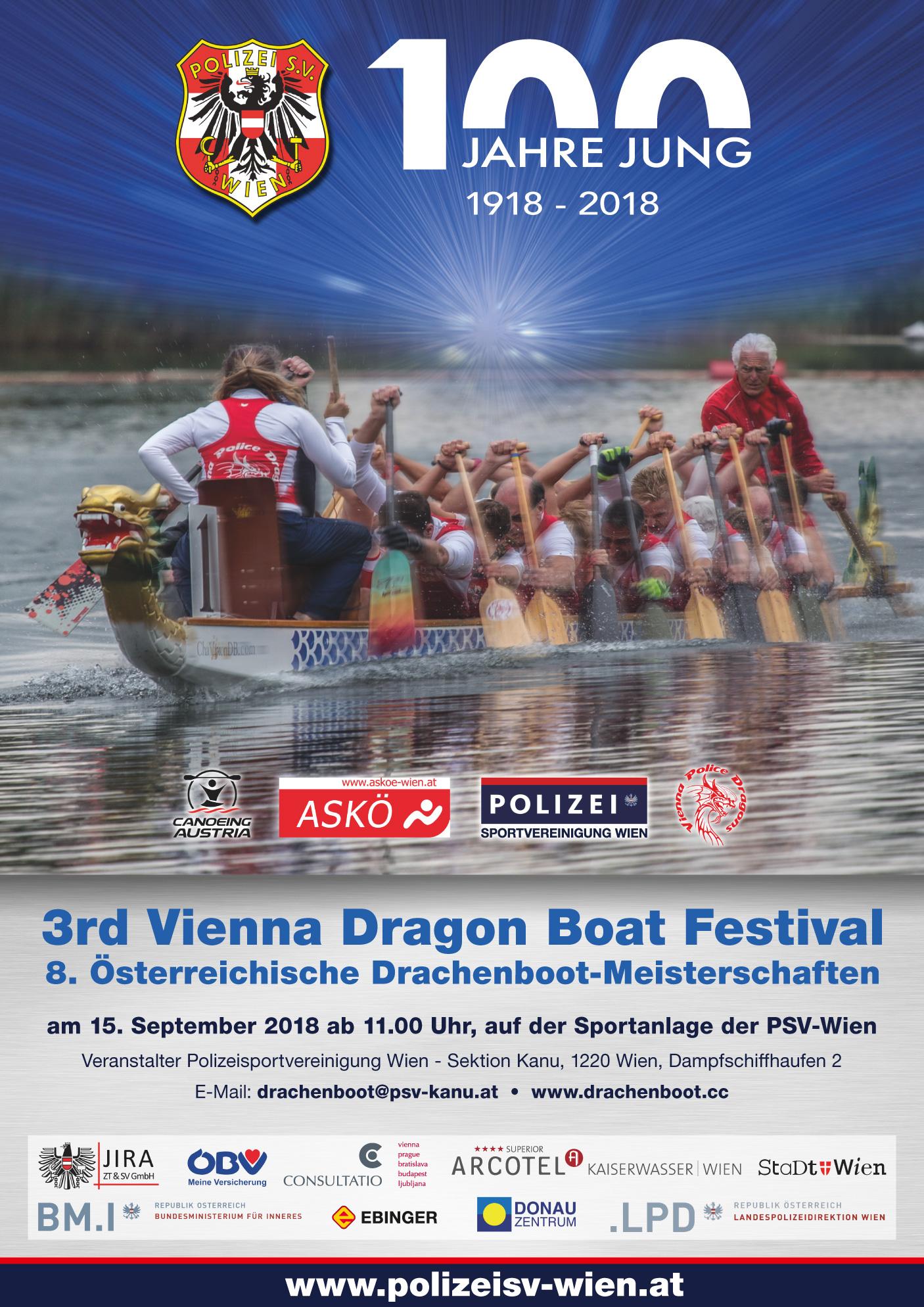 Vienna Dragon Boat Festival