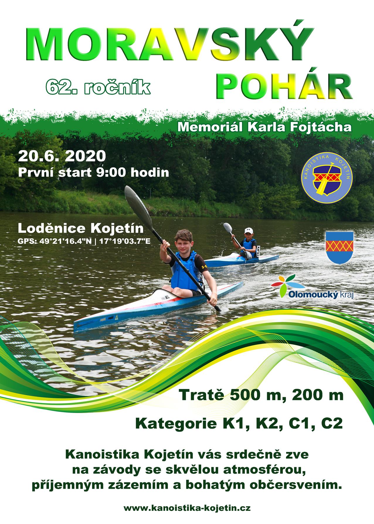 Moravský pohár 20.6.2020