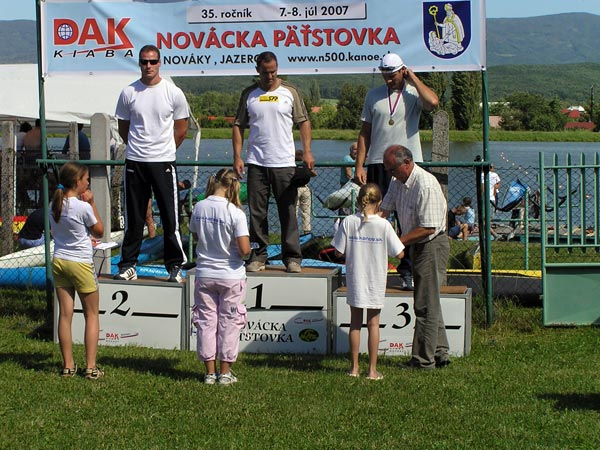 Novácka päťstovka, 35. ročník - fotka