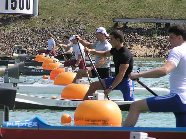 Kvalifikačné preteky - fotka