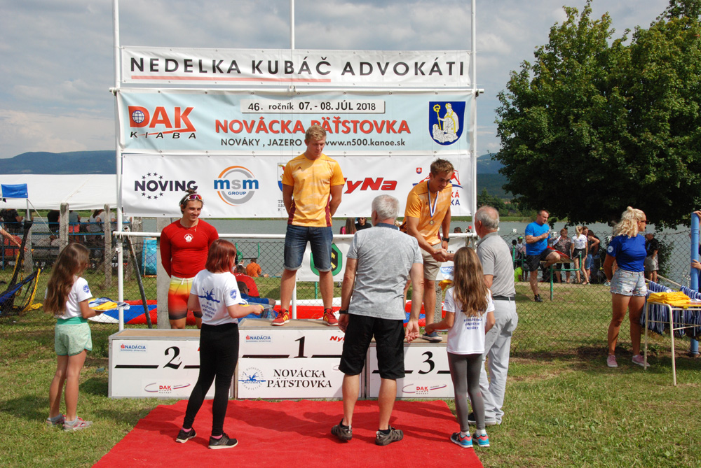 Novácka päťstovka, 46. ročník - fotka
